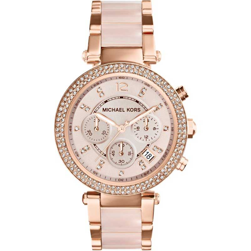 Michael Kors Rose Gold Ladies Watch