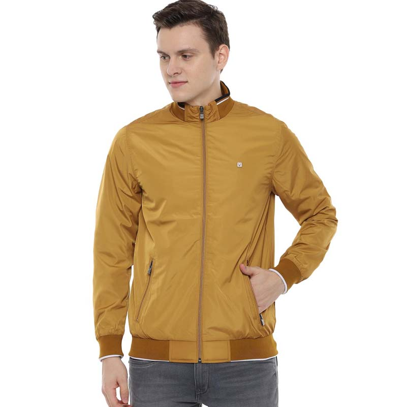 Allen Solly Yellow Jacket