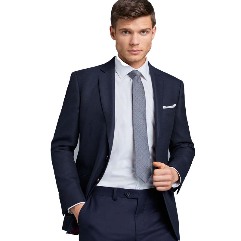 Navy Formal Blazer