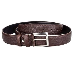 Brown Suit Belt for Men