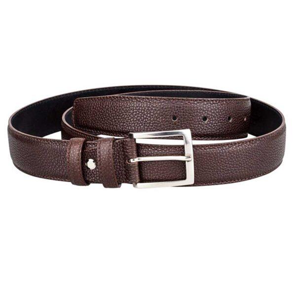 Brown Suit Belt for Men