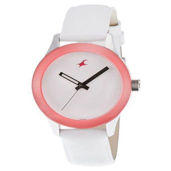 Fastrack Monochrome Ladies Watch