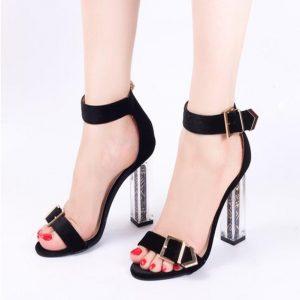 Buckle High Heels for Ladies