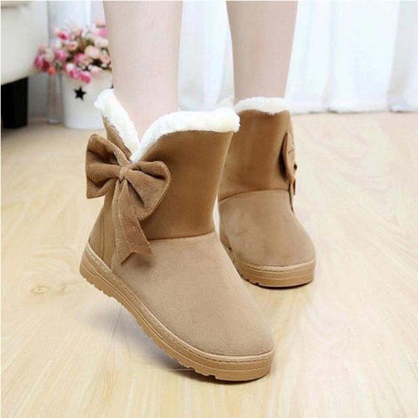 women-snow-boots-winter-boots-fur-ankle-boot
