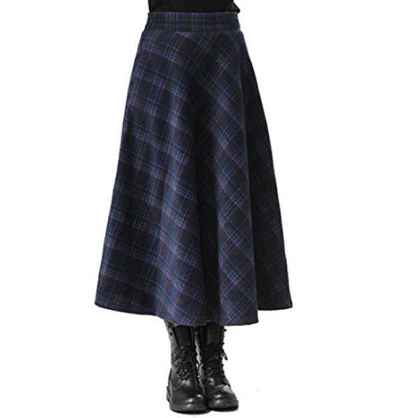 woolen skirt for ladies