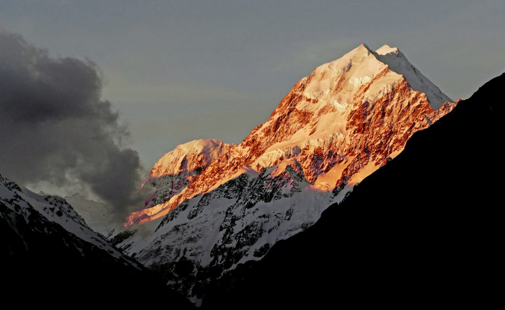 The world's highest peak Mt. Everest stands at 8848.86m!