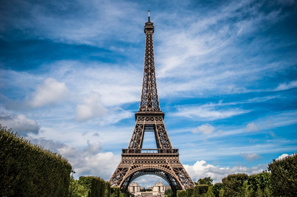 France is the most visited country in the world.
