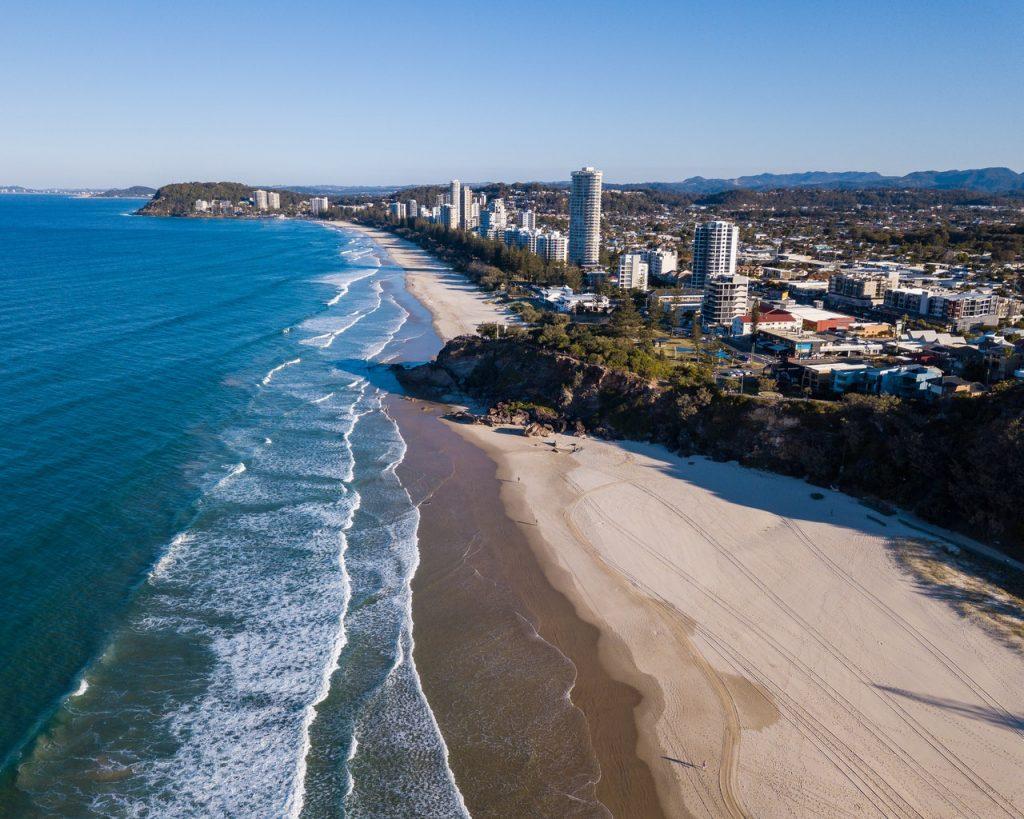 Australia has over 10,000 beaches.