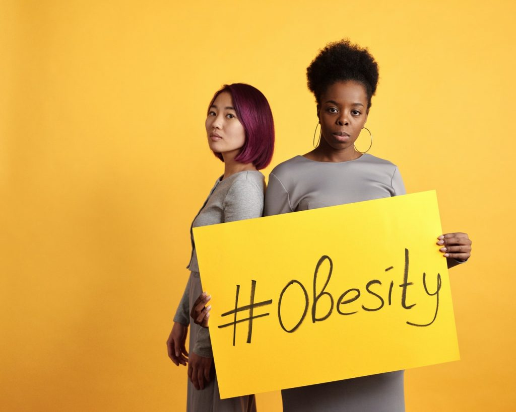 """""""Metabolically healthy obesity"""" still raises the risk of disease."""