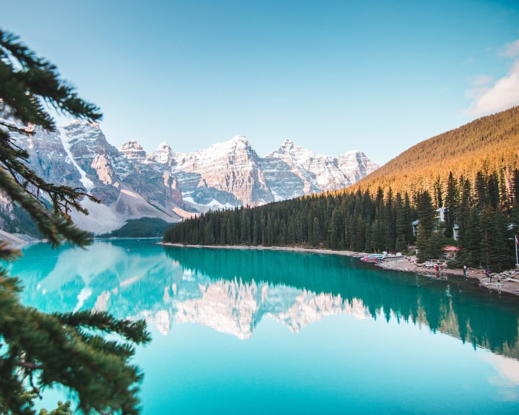 Canada has over three million lakes.
